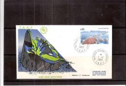 FDC TAAF - Iles Des Apôtres (à Voir) - Terres Australes Et Antarctiques Françaises (TAAF)