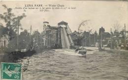 LUNA PARK WATER CHUTE - Unclassified