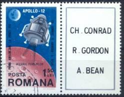ROMANIA Apollo 12 - Space