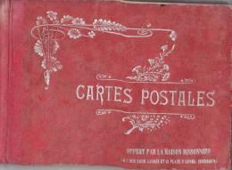 ALBUM DE LA MAISON BISSONNIER A CHERBOURG DE 17 CARTES POSTALES DE MILITAIRES STAR ET ROI - Personajes
