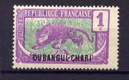 OUBANGUI - N° 25* - PANTHERE