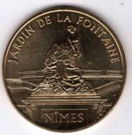 MDP : Jardin De La Fontaine Nîmes 2011 - Monnaie De Paris