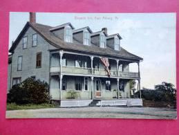 East Alburg VT  Bayside Inn 1915 Cancel-  Ref  727 - Unclassified
