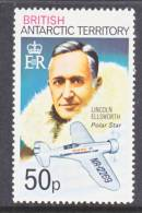 BAT  58a    Perf 14 1/2   **  WMK. 314  Crown CA - British Antarctic Territory  (BAT)