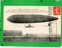 DIRIGEABLE CLEMENT BAYARD V - Zeppeline
