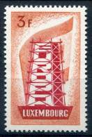 Luxembourg            515  **    Europa - Europa-CEPT