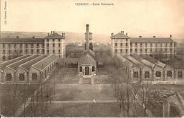 12 / 10 /  171  - VIERZON  - ÉCOLE NATIONALE - Vierzon