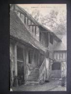 Lisieux-Vieilles Maisons-Rue De Caen 1929 - Basse-Normandie