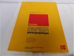 Papier Photographiquekodak Kodabrom  N°2 - Matériel & Accessoires