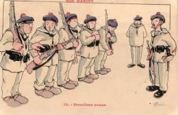 GERVESE  H.  Nos Marins.  12.  Premières Armes. - Gervese, H.