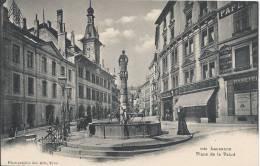 5002 - Lausanne Place De La Palud - VD Vaud