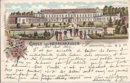 5007 - Gruss Aus Herrenhausen - Hannover