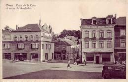 Ciney Place De La Gare - Non Classés