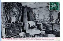 Sainte-Menehould (Marne) Château, Chambre Historique De La Famille Royale. - Sainte-Menehould