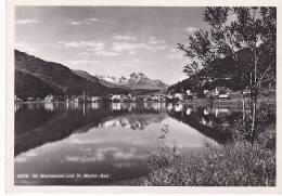 21066  St. Moritzersee Und St. Moritz Bad -5230 Albert Steiner