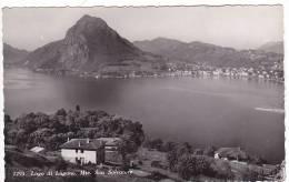 21068 Lago Di Lugano Mte San Salvatore . 1293, Photo Suter - TI Tessin