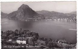 21068 Lago Di Lugano Mte San Salvatore . 1293, Photo Suter