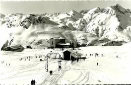 Autres Silvrettaseilbhan,  La Station De Ski. - Autriche