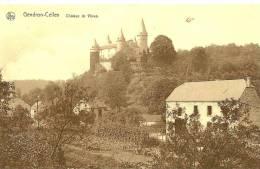 Gendron Celles.Le Chateau De Vêves. - Belgique