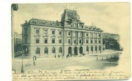 SUISSE/ ST GALLEN, Postgebäude - SG St. Gall
