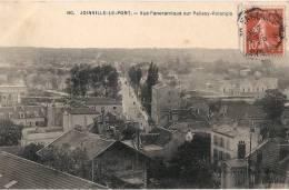 JOINVILLE LE PONT  Vue Panoramique Sur Palissy Polangis TB - Joinville Le Pont