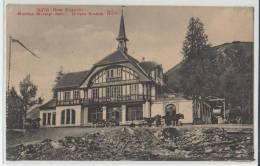 Switzerland - Ober Engadin - Muottas Muraigl Bahn - Untere Station - GR Grisons