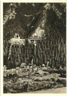 Carte-photo : Foto Leni Bauer, Much (Sieg) :Schwarzhalder-Gebirgskrippe Sankt Oswald Im Höllental... 1958/59 - Allemagne
