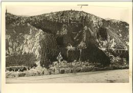 Carte-photo : Foto Leni Bauer, Much (Sieg): Schwarzwälder Gebirgskrippe Sankt Oswald Im Hollantal... 1958/59 (cf Scan) - Allemagne