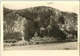 Carte-photo : Foto Leni Bauer, Much (Sieg): Schwarzwälder Gebirgskrippe Sankt Oswald Im Hollantal... 1958/59 (cf Scan) - Non Classés