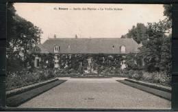 FRANCE 76.CPA.(SEINE MARITIME). ROUEN. JARDIN DES PLANTES.LA VIEILLE MAISON. NON  CIRCULÉE - Rouen