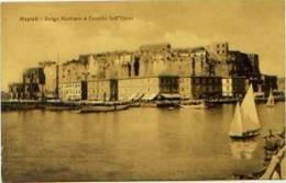 Cam  8303Napoli – Borgo Marinaro E Castello Dell'uovo - Napoli