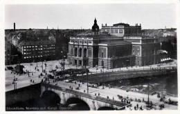 STOCKHOLM (Schweden), Riksdagshuset, Gelaufen 1946, Schöne 2 Fach Frankierung, Gute Erhaltung - Schweden
