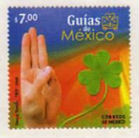 Le Scoutisme Au Mexique.  Un T-p Neuf ** 2010 - Scouting