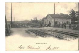 9969    DAMMARTIN   TIGEAUX    HALTE      Circulée   1904 - France