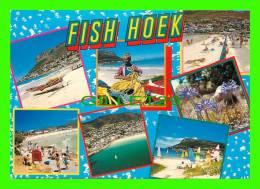 CAPE TOWN, SOUTH AFRICA - FISH HOEK - 7 MULTIVIEW - ART PUBLISHERS LTD - - Afrique Du Sud