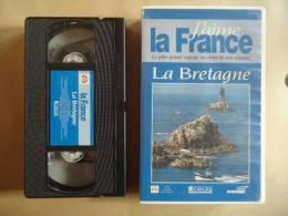 J'AIME LA FRANCE -  LA BRETAGNE EDITION ATLAS  -   VHS - Documentaire