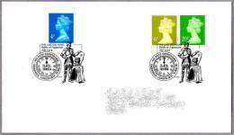 BATTLE OF AGINCOURT 1415. The Last 600 Years. RELOJ - CLOCK. Greenwich 1998 - Ohne Zuordnung