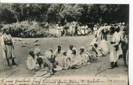 CASBAH-TADLA  -  BOU-BRAHIM  -  PRISONNIERS - Autres