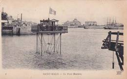 France Saint Malo Le Pont Roulant