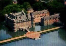 Beloeil              Château De Beloeil. Vue Aérienne  . - Beloeil