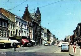 Binche          Avenue Albert 1er ( Voiture )   . - Binche