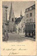 SCEAUX  PLACE DE L'EGLISE 1902 - Sceaux