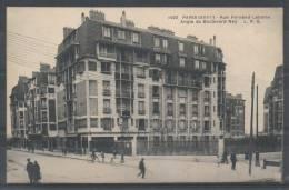 75 - PARIS 18 - Rue Fernand Laborie - Angle Du Boulevard Ney - LPG 1420 - Arrondissement: 18