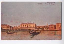 VENEZIA Panorama Dall'Isola Di San Giorgio - Venezia (Venice)