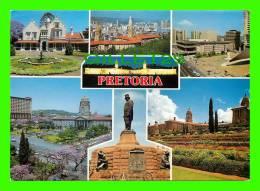 PRETORIA, SOUTH AFRICA - THE CAPITAL CITY, SCENES OF MELROSE HOUSE  - 7 MULTIVIEW - ART PUBLISHERS LTD - - Afrique Du Sud