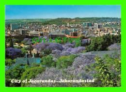 PRETORIA, SOUTH AFRICA - CITY OF JACARANDAS - ART PUBLISHERS LTD - - Afrique Du Sud