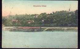 HUNGARY    RACZALMAS   Rácalmás  1916    Old Postcard - Ungarn