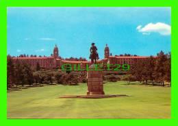 PRETORIA, SOUTH AFRICA - UNION BUILDINGS, EQUESTRIAN STATUE GENERAL LOUIS BOTHA - CONSTANTIA GREETINGS LTD - - Afrique Du Sud