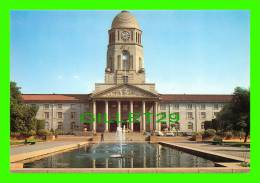 PRETORIA, SOUTH AFRICA - CITY HALL VIEW - PAUL KRUGER STREET - CONSTANTIA GREETINGS LTD - - Afrique Du Sud