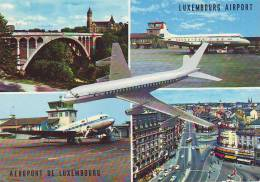 AIRPORT LUXEMBOURG - 1946-....: Moderne